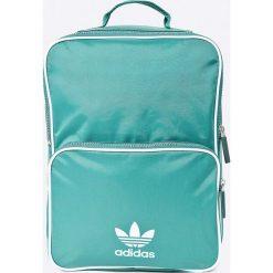 Adidas Originals - Plecak. Zielone plecaki męskie adidas Originals, z materiału. W wyprzedaży za 119,90 zł.