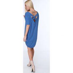 Sukienki: Indygo Sukienka Bombka 3380