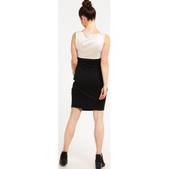 Sukienki hiszpanki: Anna Field MAMA Sukienka etui black/champagne
