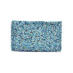 Puzderka: Kopertówka w kolorze turkusowym – (D)20 x (S)12 cm