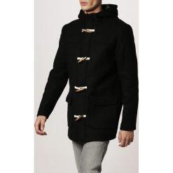 Pier One Krótki płaszcz black. Czarne płaszcze wełniane męskie marki Pier One, m. Za 399,00 zł.