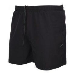 Elbrus Spodenki Maho Black L. Czarne spodenki sportowe męskie marki ELBRUS, z bawełny, sportowe. W wyprzedaży za 55,00 zł.