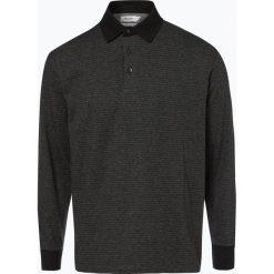 Mc Earl - Męska koszulka polo, szary. Szare koszulki polo Mc Earl, l, w paski, z bawełny. Za 129,95 zł.