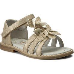 Sandały dziewczęce: Sandały NELLI BLU – C17SS268-2 Złoty