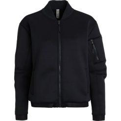 Under Armour LUSTER  Kurtka przejściowa black. Czarne kurtki sportowe damskie marki Under Armour, m, z elastanu. W wyprzedaży za 301,05 zł.