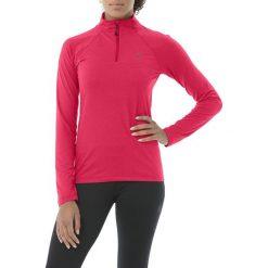 Asics Bluza LS 1/2 Zip Jersey różowy r. S (141647 0299). Szare bluzy sportowe damskie marki Asics, z poliesteru. Za 191,86 zł.