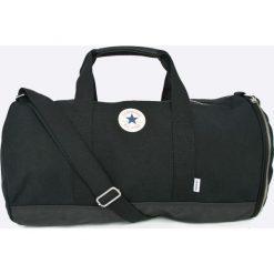 Converse - Torba. Czarne torebki klasyczne damskie Converse, w paski, z materiału. Za 299,90 zł.
