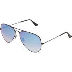 Okulary przeciwsłoneczne damskie aviatory: RayBan AVIATOR Okulary przeciwsłoneczne black