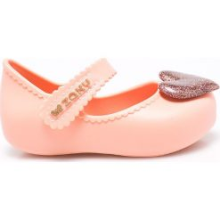Zaxy  - Baleriny dziecięce. Różowe baleriny damskie Zaxy, z gumy. W wyprzedaży za 79,90 zł.