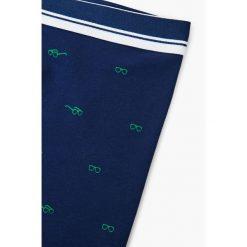 Mango Man - Bokserki Gafas. Niebieskie bokserki męskie Mango Man, z bawełny. Za 39,90 zł.