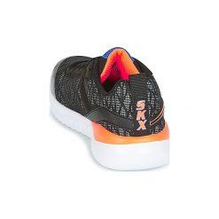 Buty Dziecko Skechers  TURBOSHIFT. Czarne buty sportowe chłopięce Skechers. Za 143,20 zł.