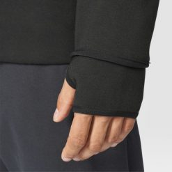 BLUZA ADIDAS ZNE HOOD2 PULS BQ6925. Szare bluzy męskie marki Nike, m. Za 299,00 zł.