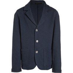 Sisley JACKET Kardigan dark blue. Niebieskie swetry chłopięce Sisley, z bawełny. Za 169,00 zł.