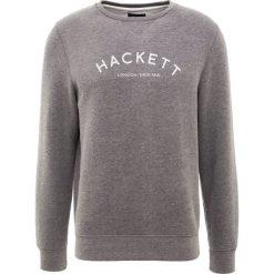 Hackett London CLASSIC CREW Bluza dark grey. Szare bejsbolówki męskie Hackett London, m, z bawełny. Za 419,00 zł.