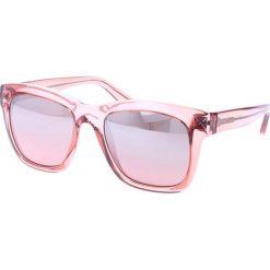 """Okulary przeciwsłoneczne damskie: Okulary przeciwsłoneczne """"V725S"""" w kolorze jasnoróżowym"""