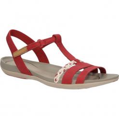 SANDAŁY CLARKS TEALITE GRACE 26123892. Różowe sandały damskie Clarks. Za 189,99 zł.