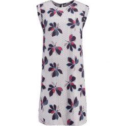 Sukienki hiszpanki: Betty & Co Sukienka letnia cream/purple