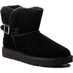 Buty zimowe damskie: Buty UGG – W Karel 1019639 W/Blk