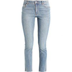 Cheap Monday REVIVE Jeansy Slim Fit never blue. Niebieskie rurki damskie Cheap Monday. Za 249,00 zł.