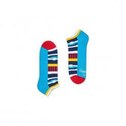 Skarpetki Happy Socks Low Socks Athletic ATINS05-4000. Czerwone skarpetki męskie Happy Socks, z bawełny. Za 27,93 zł.