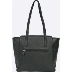 Pierre Cardin - Torebka. Szare torebki klasyczne damskie marki Pierre Cardin, z materiału, duże. W wyprzedaży za 319,90 zł.