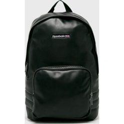 Reebok Classic - Plecak DV0389. Czarne plecaki damskie Reebok Classic, z materiału. Za 229,90 zł.