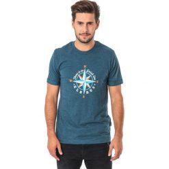 ELBRUS Koszulka męska Surgens Blue Opal Melange r. M. Niebieskie koszulki sportowe męskie marki ELBRUS, m. Za 39,69 zł.
