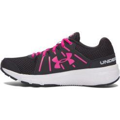 Buty sportowe damskie: Under Armour Buty damskie Dash Running 2 czarno-różowe r. 39 (1285488-003)