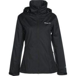 Columbia TAPANGA TRAIL JACKET Kurtka Outdoor black. Czarne kurtki damskie turystyczne Columbia, s, z materiału. Za 399,00 zł.