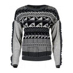Desigual Sweter Damski Tormenta L Szary. Szare swetry klasyczne damskie marki Desigual, l. W wyprzedaży za 318,00 zł.