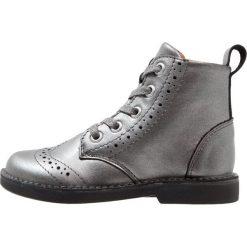Buty zimowe damskie: Ricosta MARION Botki sznurowane grigio/graphit