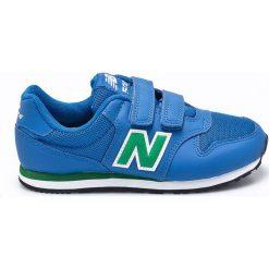 Buty sportowe chłopięce: New Balance – Buty dziecięce KV500YUY
