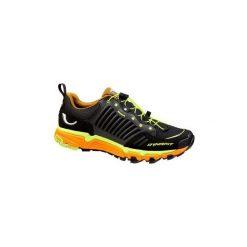 Buty do biegania Dynafit  64022-0934 MS Feline Ultra. Czerwone buty do biegania męskie marki Dynafit, z materiału. Za 464,10 zł.
