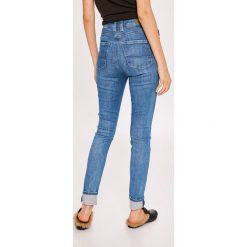 Pepe Jeans - Jeansy Dion. Niebieskie jeansy damskie marki Pepe Jeans. W wyprzedaży za 319,90 zł.