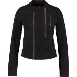 GStar Kurtka jeansowa black denim. Czarne bomberki damskie G-Star, xl, z bawełny. W wyprzedaży za 349,50 zł.