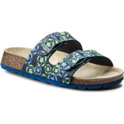 Sandały chłopięce: Klapki SUPERFIT - 2-00111-83 S Ocean Multi