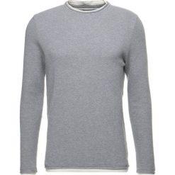 Swetry klasyczne męskie: Springfield DOBLE ALLOVER Sweter greys