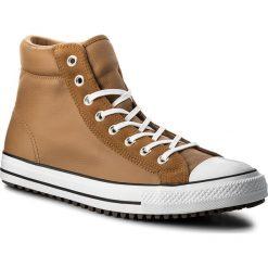 Trampki CONVERSE - Ctas Boot Pc Hi 157494C Raw Sugar/White. Brązowe trampki męskie Converse, z gumy. W wyprzedaży za 279,00 zł.