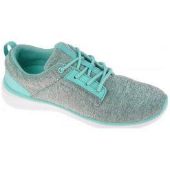 Elbrus Buty Sportowe Hania Wo's Mint Melange 39. Zielone buty sportowe damskie marki ELBRUS, z gumy. W wyprzedaży za 85,00 zł.
