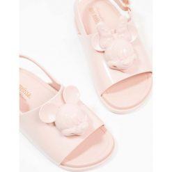 Sandały chłopięce: Melissa MINI DISNEY BEACH SLIDE Sandały kąpielowe blush