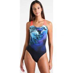 Stroje kąpielowe damskie: Speedo Kostium kąpielowy black/turquoise/siren red