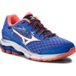 Buty MIZUNO - Wave Inspire 12 J1GD164408 Granatowy. Niebieskie buty do biegania damskie Mizuno, z gumy, mizuno wave. W wyprzedaży za 379,00 zł.