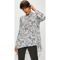 Medicine - Koszula Basic. Szare koszule damskie MEDICINE, l, z tkaniny, casualowe, z długim rękawem. Za 89,90 zł.