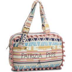 Torebka PATRIZIA PEPE - 2V7743/A3FJ-XS48 Multicolor. Czarne torebki klasyczne damskie marki Patrizia Pepe, ze skóry. W wyprzedaży za 519,00 zł.