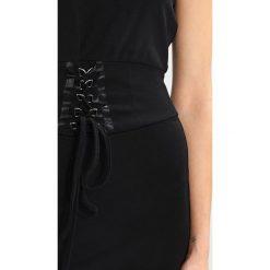 Sukienki hiszpanki: Bardot MILA DRESS Sukienka etui black