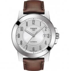 RABAT ZEGAREK TISSOT T-Sport T098.407.16.032.00. Szare zegarki męskie TISSOT, ze stali. W wyprzedaży za 1346,40 zł.