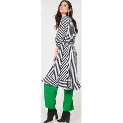 Długie sukienki: Gestuz Sukienka Strielle - White,Multicolor