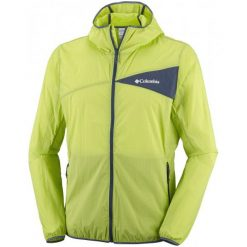 Kurtki sportowe męskie: Columbia Kurtka Addison Park Windbreaker Zinc M