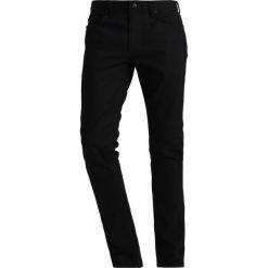 Spodnie męskie: Element Jeansy Slim Fit black rinse