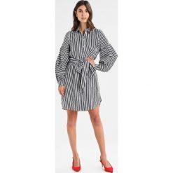 Odzież damska: Armani Exchange Sukienka koszulowa navy/white
